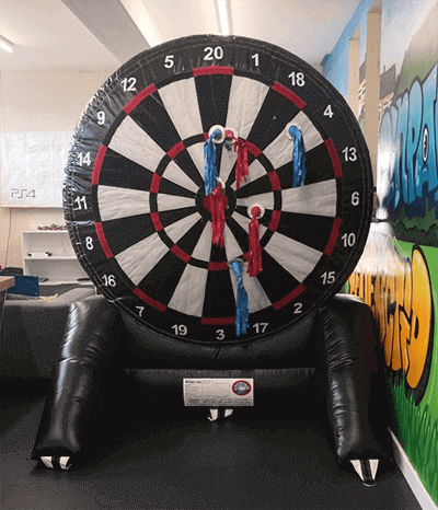 Inflatable Dartboard Hire