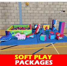 SOFTPLAY PACKAGE HIRE