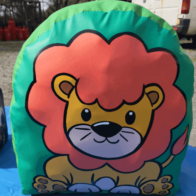 lion bash softplay